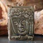 Duftlampe Buddha brun