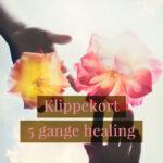 klippekort healing