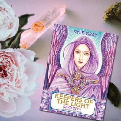 keepers of the light tarotkort