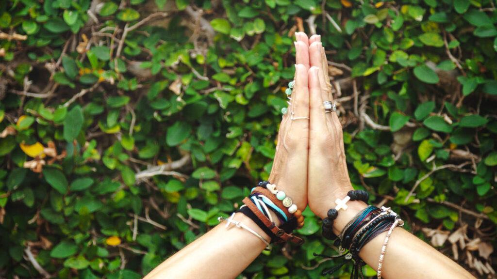 åndeligt mentorforløb