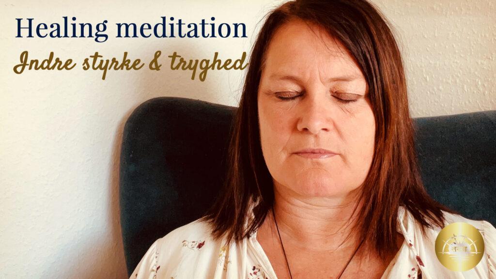 Indre styrke & tryghed meditation