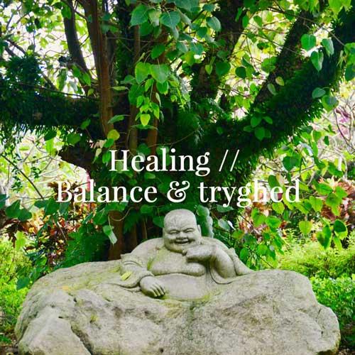 healing balance tryghed